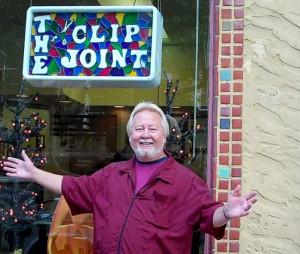 Al Segrest, owner of The Clip Joint, has moved back to the business' original location at 107 South Centre St. in Merchantville. The store front has been completely renovated after a fire broke out on August 23, 2013. Photo credit: TheValuePagesGroup.com.