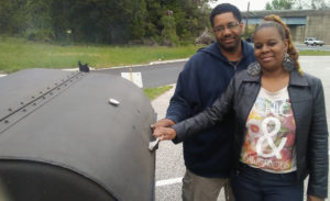 Nina and Darrin Hardison are the masterminds behind Men in the Kitchen Kicked-Up Sandwiches and Barbecue, located at 9003 North Crescent Blvd. in Pennsauken.