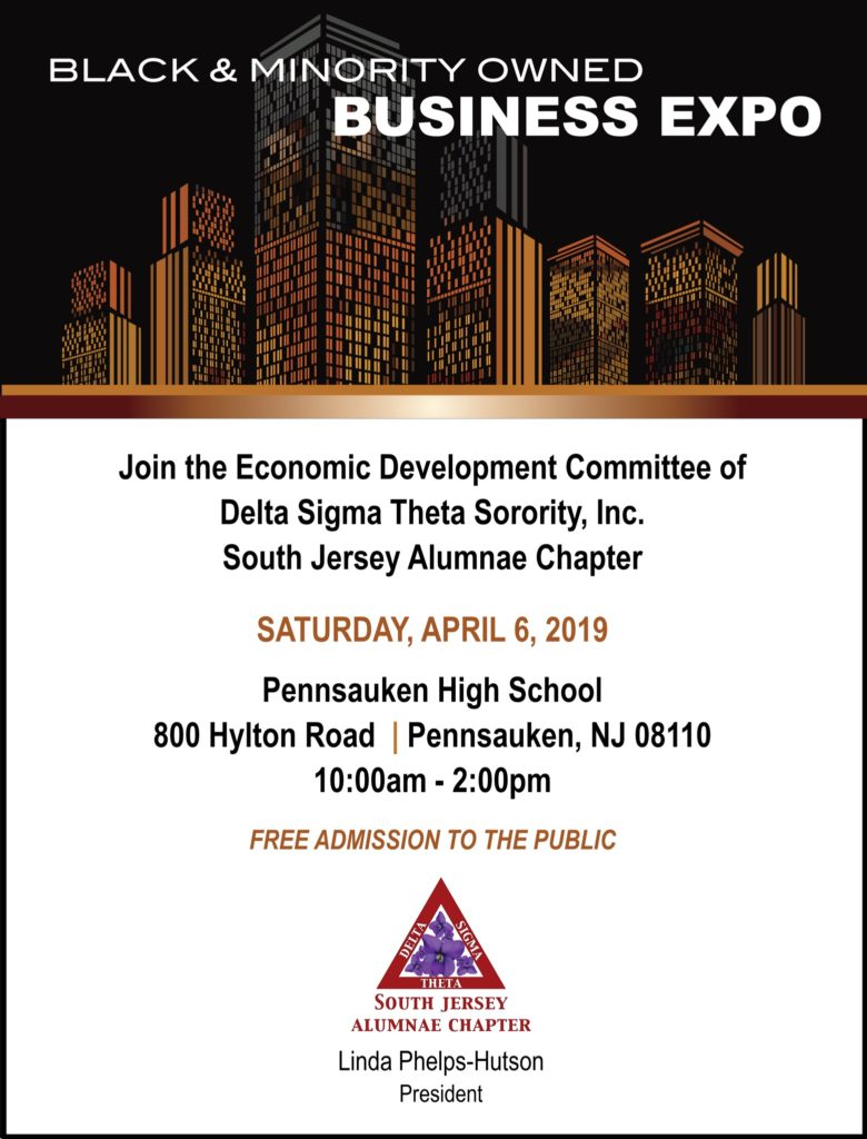 Delta Sigma Theta – All Around Pennsauken